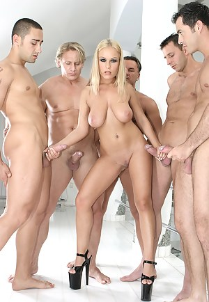 Free Gangbang Porn Pictures